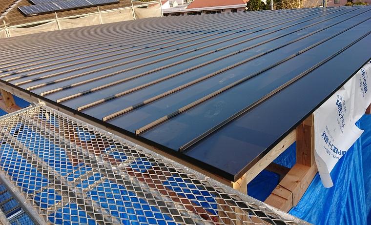 ガルバリウム屋根3