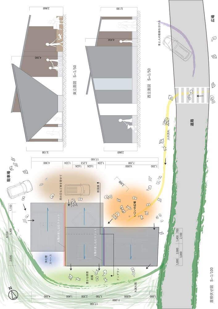 立田山憩の森・お祭り広場公衆トイレ-3